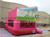 Castle Jumping Bouncy Castle熱い販売の膨脹可能な王女