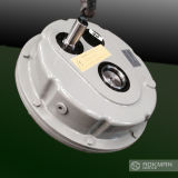 Boa qualidade ATA Series Shaft Mounted Gearbox
