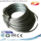 Corda de fio de aço/fio de aço inoxidável