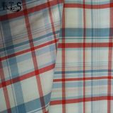 Пряжа поплина хлопка сплетенная покрасила ткань для рубашек одежд/платья Rls40-47po