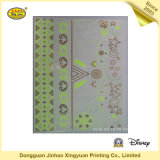 De gouden en Zilveren Stickers van de Tatoegering van de Flits voor Meisjes (jhxy-TT0017)