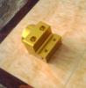 Precisão do CNC, automóvel da ferragem, Ss, aço inoxidável, alumínio/alumínio/peças sobresselentes de giro fazendo à máquina do costume metal do alume