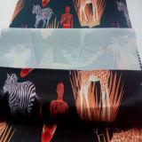 Indumento del raso stampato nuovo disegno e tessuto di tessile domestico