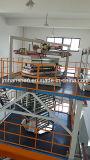 Hanshenの機械装置の機械の水平な回転式システム