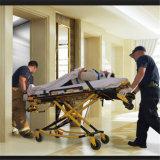 Elevación paciente de la cama de hospital de Deeoo
