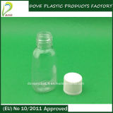 20ml Small Pet Mouth Empty Bottle