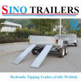 Remorque de emboutage hydraulique lourde de cadre