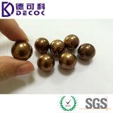 Bola H62 del latón para la bola de cobre amarillo sólida de la base C28000 con Polished brillante