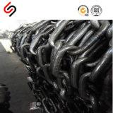 Encadenamiento-Diámetro de acero soldado negro 7m m de la conexión del estruendo 763