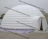 Outdoor Activities를 위한 다기능 Igloo Inflatable Dome Tent