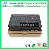 10A Controlemechanismen van de 12V/24V de Auto ZonneLast MPPT (qw-MT10A)