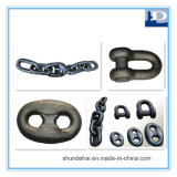 D Type Offshore Mooring Marine Anchor Chain End Shackle