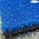 La corte di gioco del calcio ha usato il tappeto erboso artificiale fibrillato