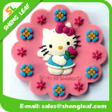 Produtos de beleza Cartoon Cat Soft PVC Rubber Fridge Magnets