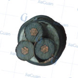 높은 Quality 26/35kv Copper Conductor Control Cable Electric Cable