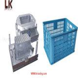 Hoogwaardige het Bewerken van de Injectie van de Mand Plastic Vorm