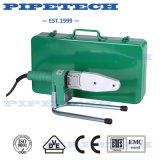 Machine de fusion de plot de plaque de chauffage de pipe et d'ajustage de précision de PP-R