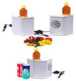 Refrigerador termelétrico de uma lata / garrafa DC12V ou 5V para refrigeração
