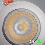 Iluminación ligera de Downlight 10With5W LED de la MAZORCA de la fábrica LED de China abajo