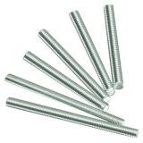 Штанги продетые нитку нержавеющей сталью (DIN975)