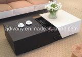 Tavolino da salotto italiano di legno solido di stile (T-92)