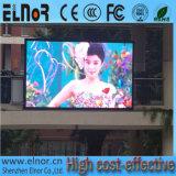 Écran polychrome extérieur d'Afficheur LED du prix bas P10
