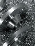 O encaixe de tubulação de alta pressão do aço da liga da flange do aço 316 inoxidável da flange A105 304 do aço de carbono forjou a flange
