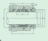 Selo mecânico com extremidade dobro (HUU801)