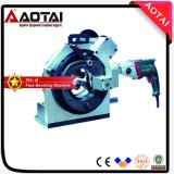 A vu Bit Blade Cold Cutting, Manual Orbital Pipe Cutter et Beveller Machine
