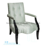 Jane European Wooden Hotel Chair met Wapen (2120C)