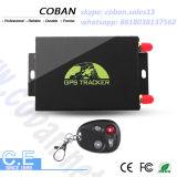 Dual SIM Card Tracker GPS Tk105 GPS Tracker do veículo com câmera e bloqueio de porta / sistema de desbloqueio