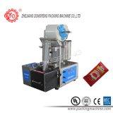 Machine à emballer façonnage/remplissage/soudure verticale de sac automatique de pâte (DFJ-130)
