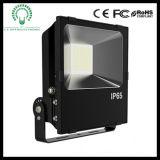 옥외 점화를 위한 정지하 케이싱 열 싱크 LED 투광램프