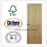 2hrs를 가진 Bm Trade Certificate Fire Rated Wood Doors