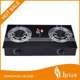 Cuiseur de gaz de bec du poêle de gaz de cuiseur de LPG d'appareils de cuisine 2 Jp-Gcg210