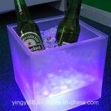 Новое ведро льда пива квадратной штанги KTV слоя цвета RGB двойника ведра льда СИД