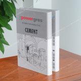 Caja de embalaje gris del papel de tablero para Powergres de cerámica