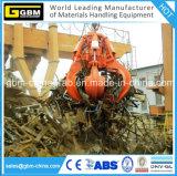 hydraulisches orange Schalen-Zupacken der Stahlplatten-25t für Shipcrane
