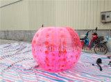 新しい到着の膨脹可能な人体のバンパーの球