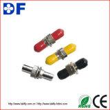 ST / SC / LC / FC conector adaptador de fibra óptica