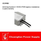 점화를 위한 60W IP67 Aluminimum 케이스 안녕 효율성 LED 운전사