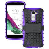 Het in het groot Mobiele Geval van de Dekking van de Telefoon voor LG K10