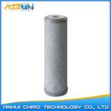 Cartouche filtrante de l'eau du bloc de carbone de Chiro (CTO)