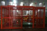 630/6+12+18 Jaula-Tipo de alta frecuencia del cable que tuerce la máquina
