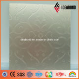 2016 neues Produkt-Noten-Serien-Licht-Goldmetallische Aluminiumtäfelung
