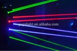 laser vermelho da aranha da Mover-Cabeça do Gordo-Feixe 1600MW 8lens