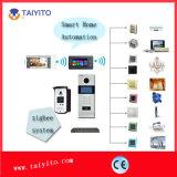 Regolatore domestico astuto senza fili di Tyt nel sistema domestico astuto