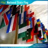 昇進のギフトの普及した高品質のカスタム国旗(NF05F03000)