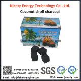Machine arabe de narguilé de charbon de noix de coco de Shisha