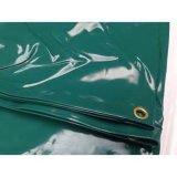 Bâche de protection enduite de PVC de tente de qualité avec 650GSM 20*20 Tb605